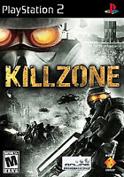 Killzone (Sony PlayStation 2, 2004)= COMPLETE + CASE+MANUAL+CLEAN & TESTED