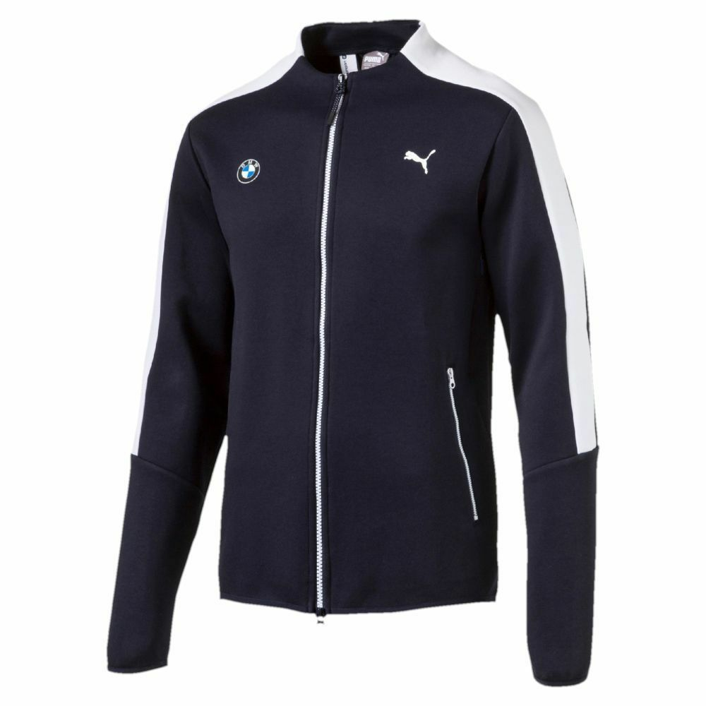 Puma Bmw Motorsport Men S Classic Zip Up Track Jacket Team