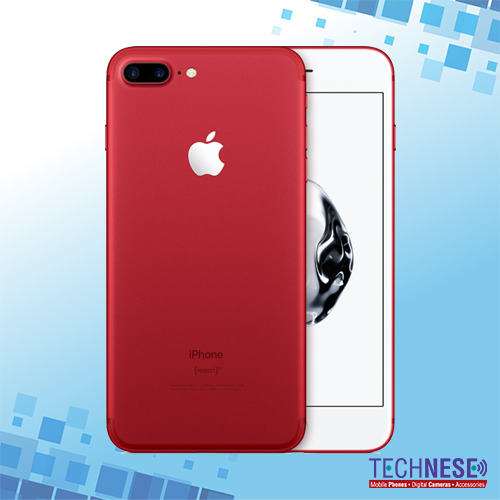 brand new apple iphone 7 plus 128gb special edition red mobile phone unlocked ebay. Black Bedroom Furniture Sets. Home Design Ideas