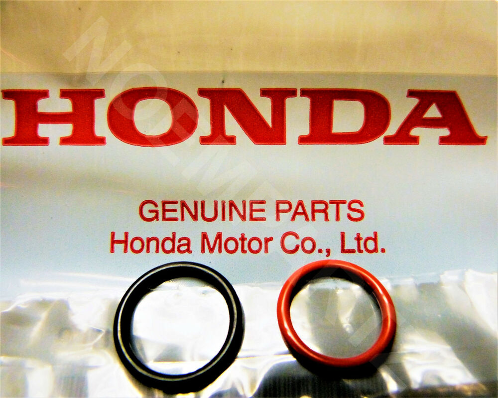 Sell My Car Fast >> GENUINE Honda Power Steering Pump Inlet & Outlet O-Ring ...