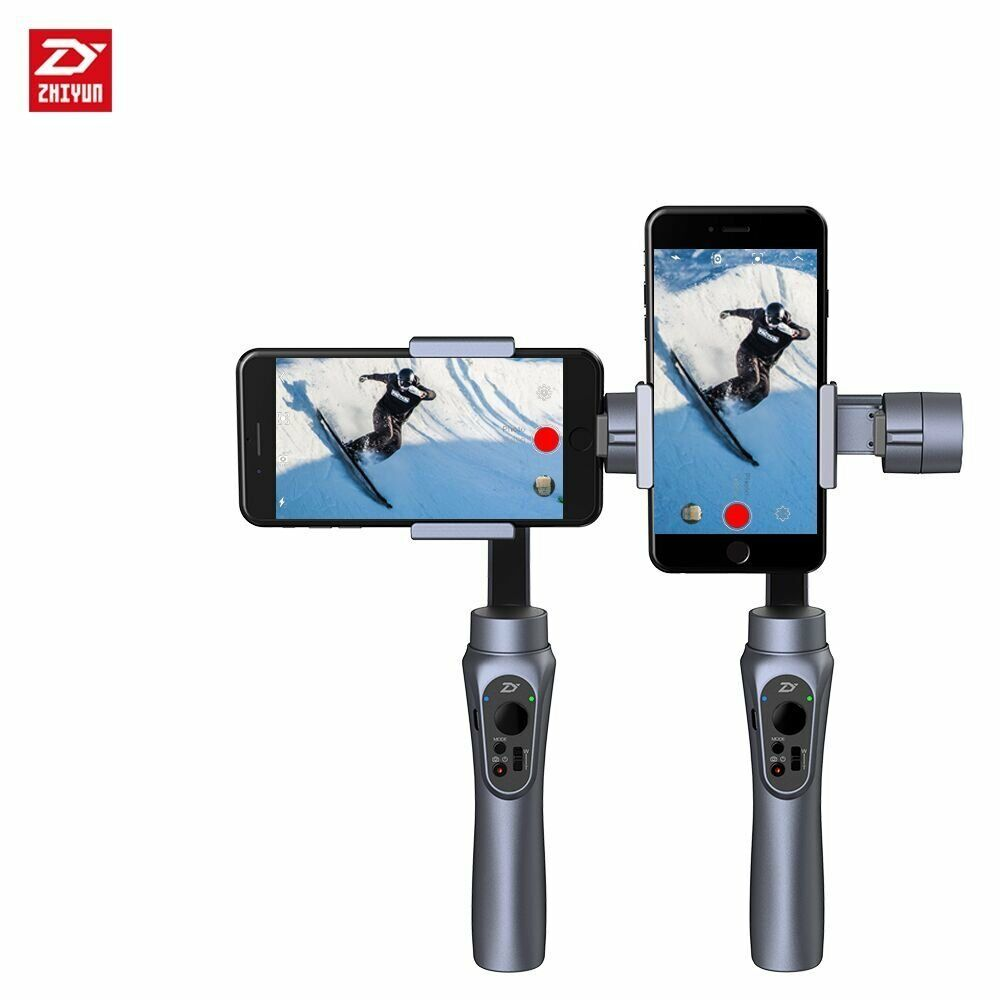 iphone camera stabilizer zhiyun smooth q 3 axis handheld gimbal stabilizer for 11694