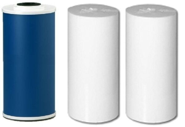 Eco Plus Replacement Filters For The Whole House Water Filter And Softener