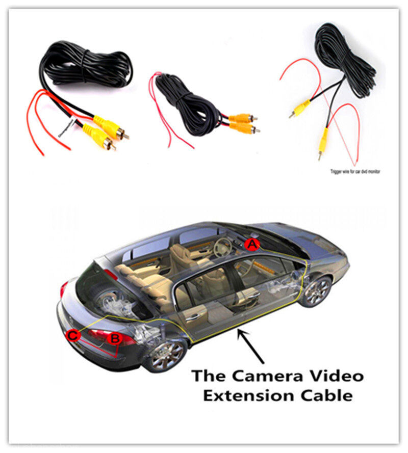 Reverse Trigger Wire For Backup Camera