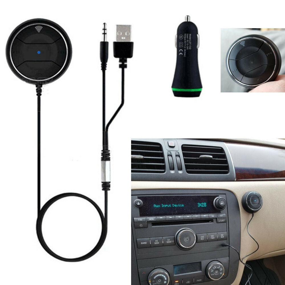 Perfect Bluetooth 4.0 Hands-Free Car Kit /Bluetooth Audio Music Receiver For Car