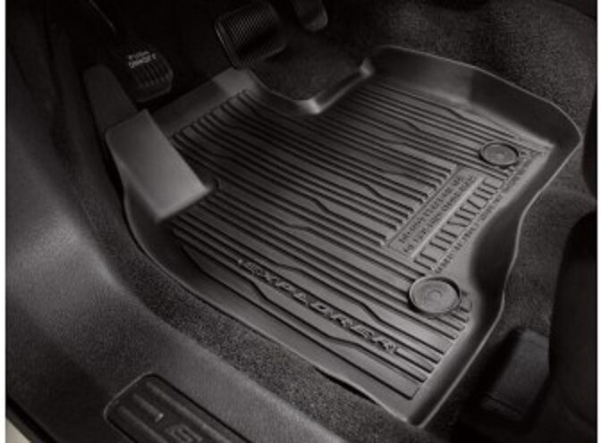 Ford 2017 Explorer Floor Mats Liner Tray Style 4 Piece