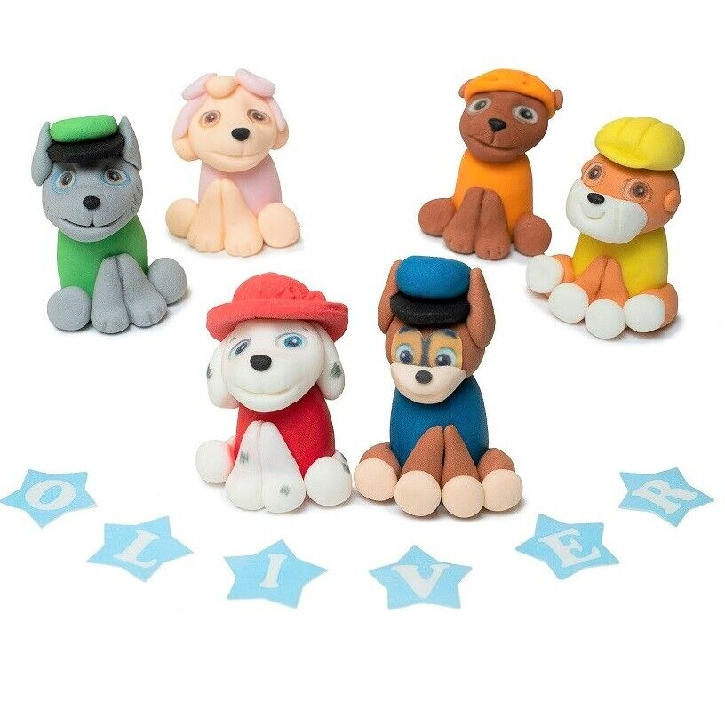 Paw Patrol Cake Toppers Uk