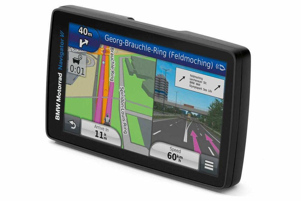 new bmw motorrad garmin navigator vi nav 6 gps. Black Bedroom Furniture Sets. Home Design Ideas