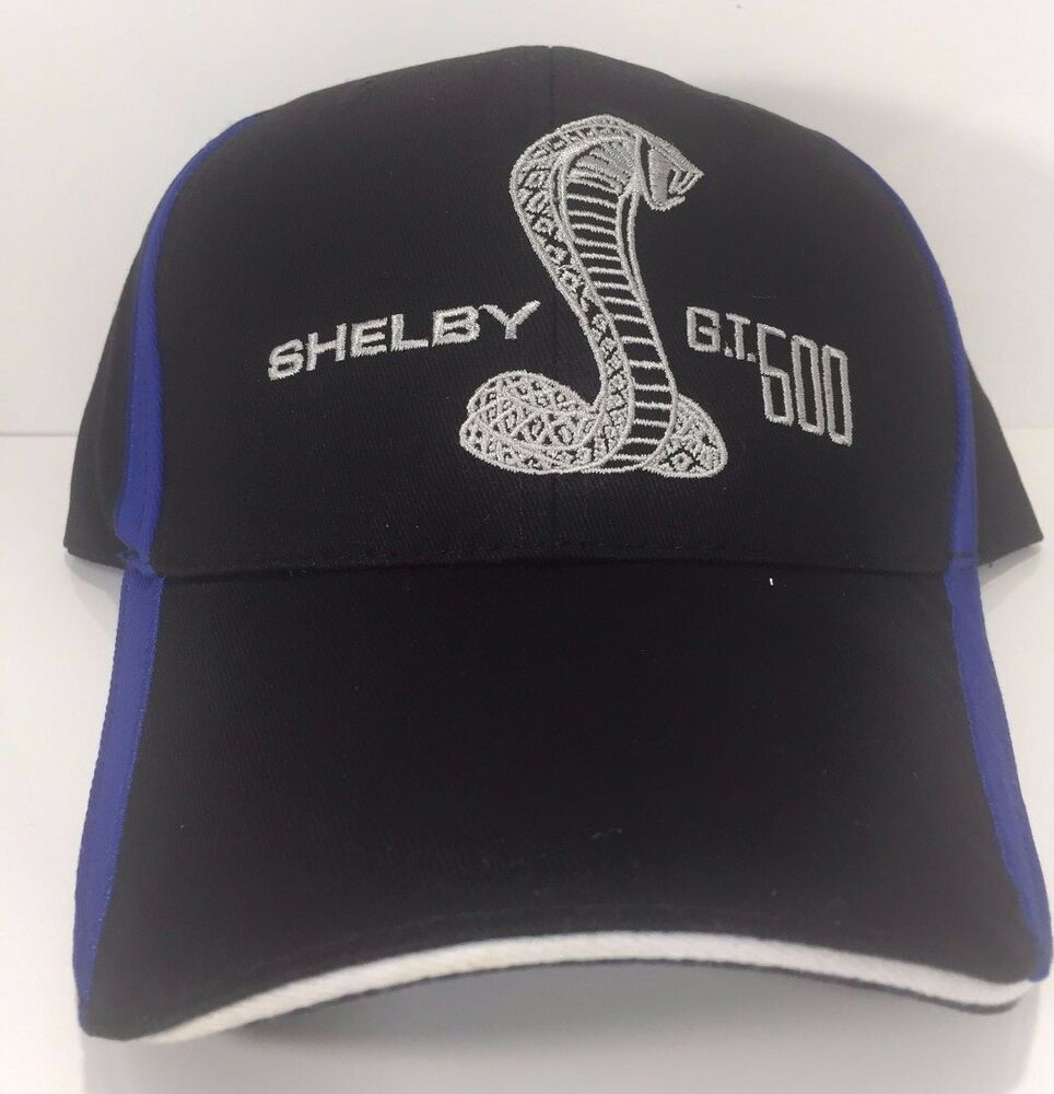 Licensed Carroll Shelby Signature GT500 Cobra Snake Hat ...