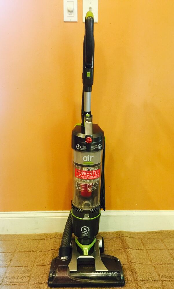 Hoover Windtunnel Air Bagless Upright Vacuum Cleaner