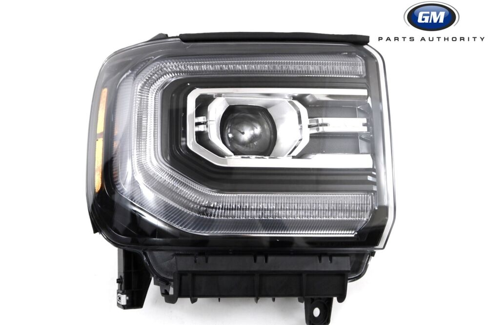2017-2018 GMC Sierra Denali RH Passengers Side LED