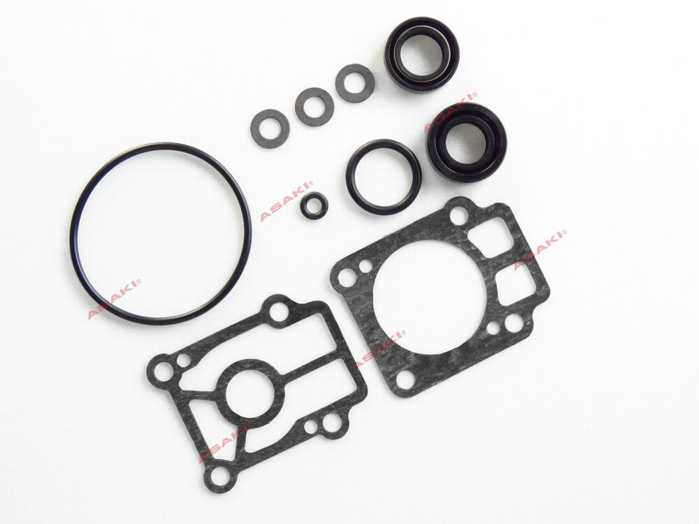 For Tohatsu Nissan Motor 2530hp Ns25c2 Ns30a4 Lower Unit Gasket Kit
