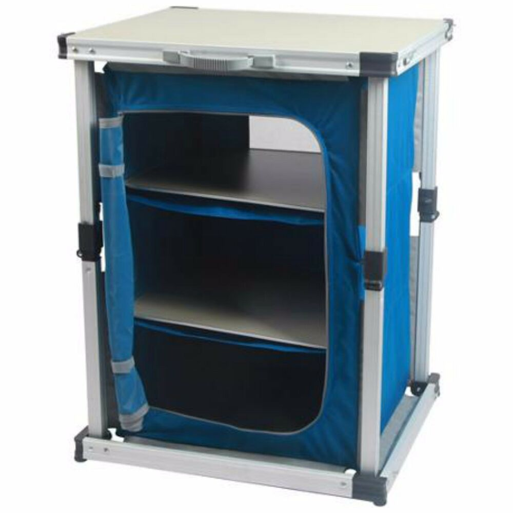 Portable Kitchen Pantries: Camping Equipment Folding Cabinet Portable Food Storage