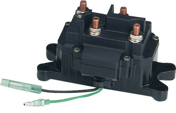 100 new atv winch solenoid relay switch for warn 2000. Black Bedroom Furniture Sets. Home Design Ideas