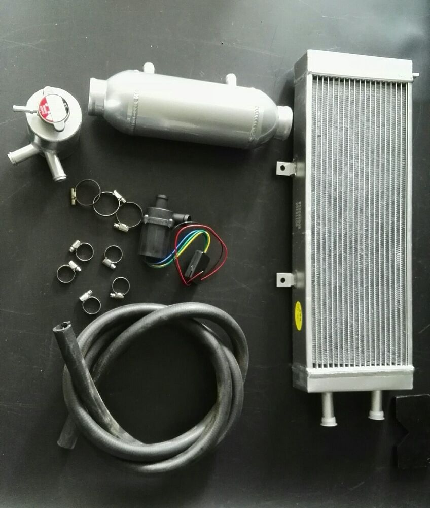 Air To Air Cooling : Quot water to air charge cooler intercooler kit for