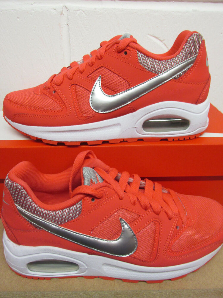 8ef5d92128 Details about Nike Air Max Command Flex (GS) Running Trainers 844349 801  Sneakers Shoes