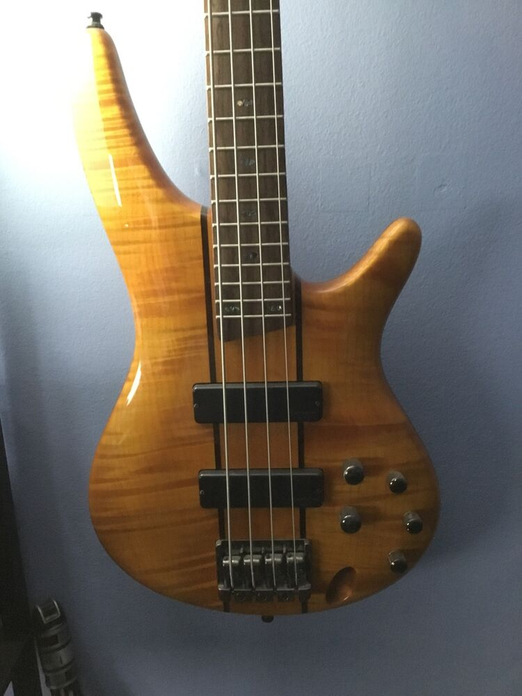 ibanez sr700 electric bass guitar 886830371257 ebay. Black Bedroom Furniture Sets. Home Design Ideas