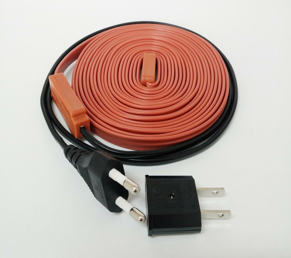 Electric Heating Cable Flexible Water Pipe Freeze Proof