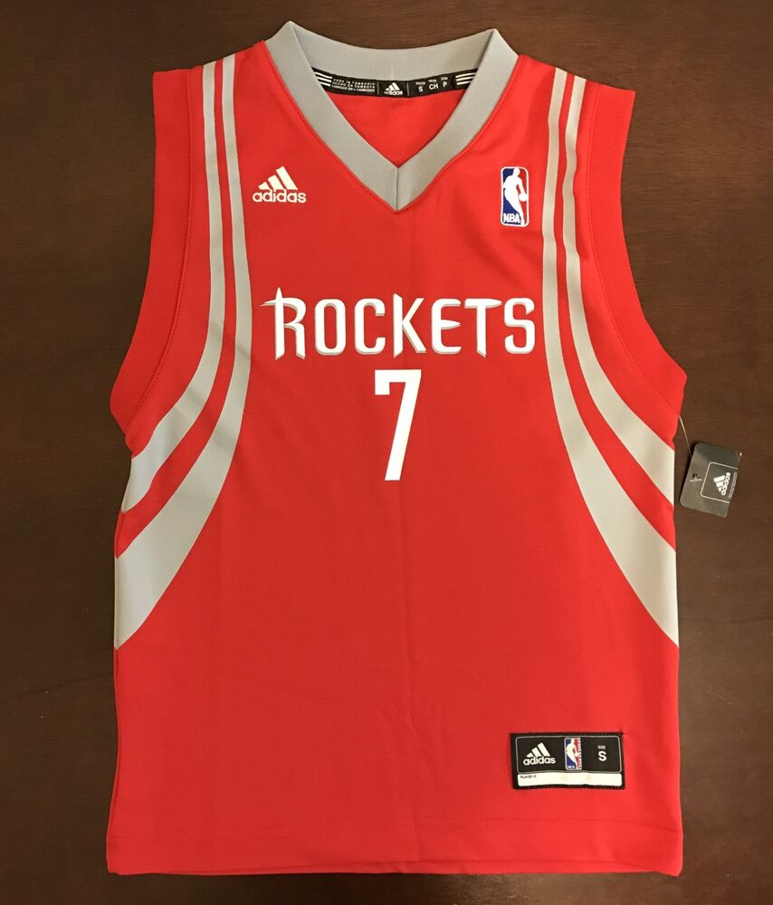 1994cee88 Adidas NBA Houston Rockets Jeremy Lin Basketball Jersey Youth S (8 ...