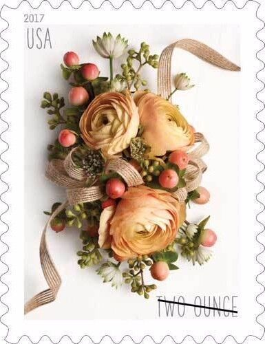 5200 Celebration Corsage Two Ounce US Stamp Mint/nh (Free ...