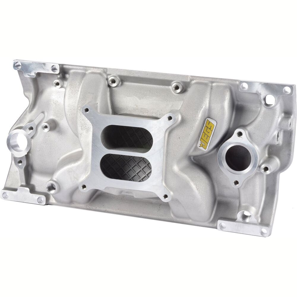 JEGS 513002 Intake Manifold Small Block Chevy With 1996-Up