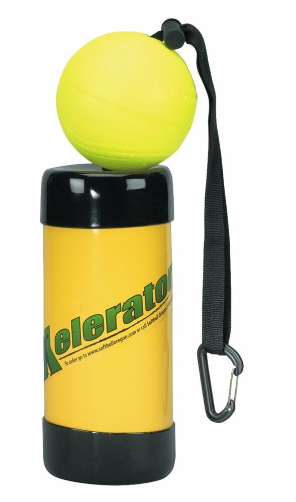 Fast Aid Birmingham Solihull: XELERATOR FastPitch SOFTBALL PITCHING TRAINER Pitcher