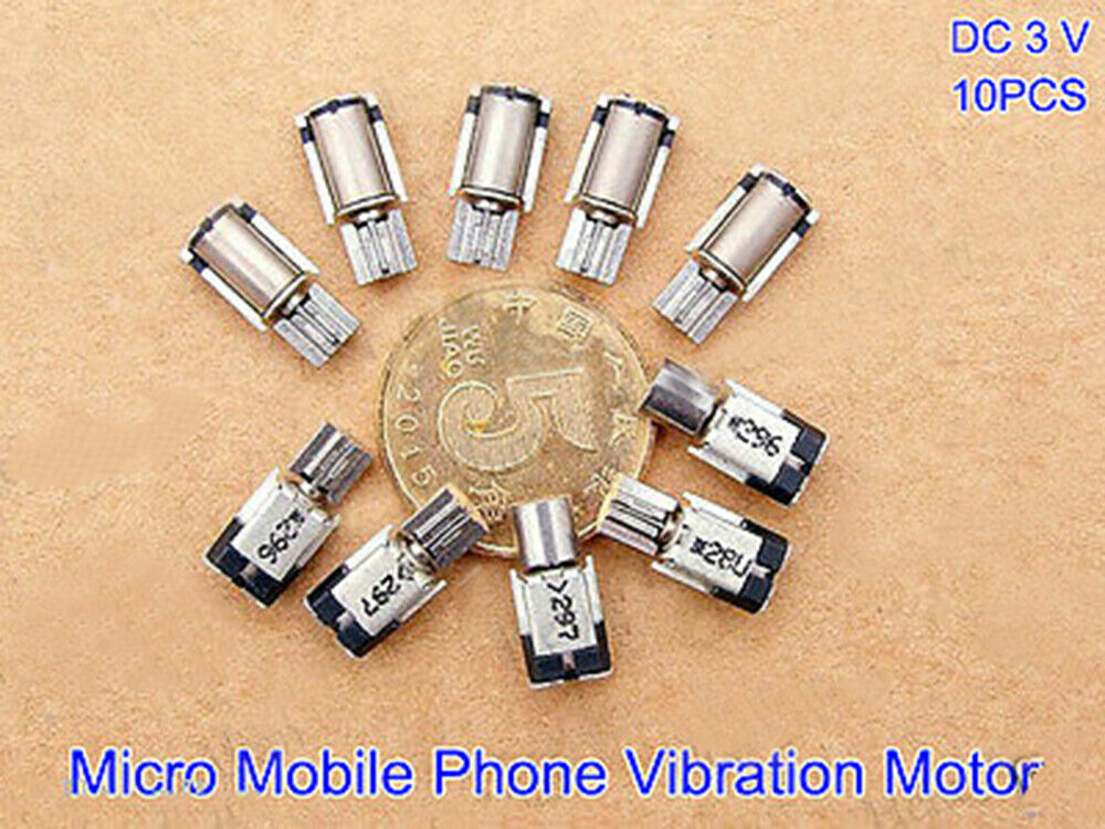 Cell phone parts vibrator motor