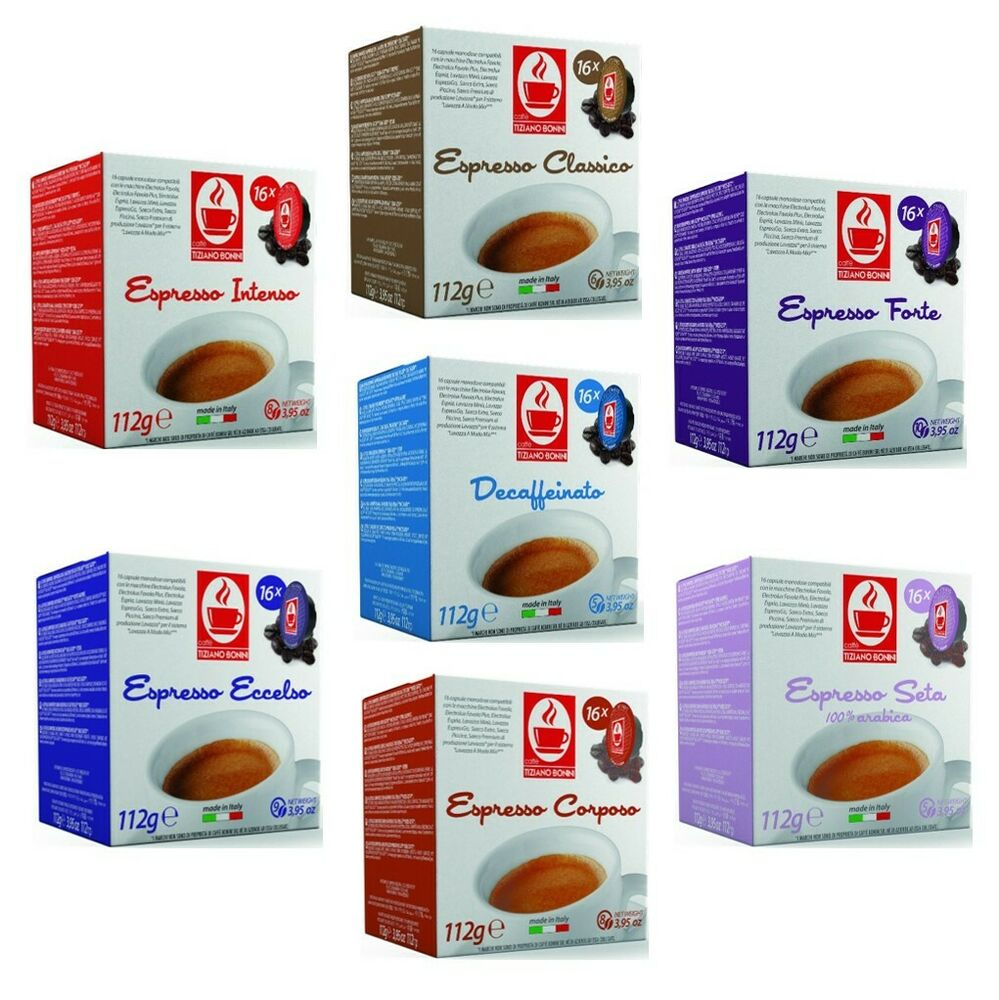 96 espresso coffee pod compatible capsules for lavazza a modo mio coffee machine ebay. Black Bedroom Furniture Sets. Home Design Ideas