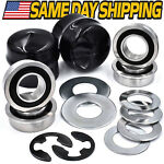 (4 Pk) 532009040 Husqvarna Craftsman Front Wheel Bushing to Bearing Conversion