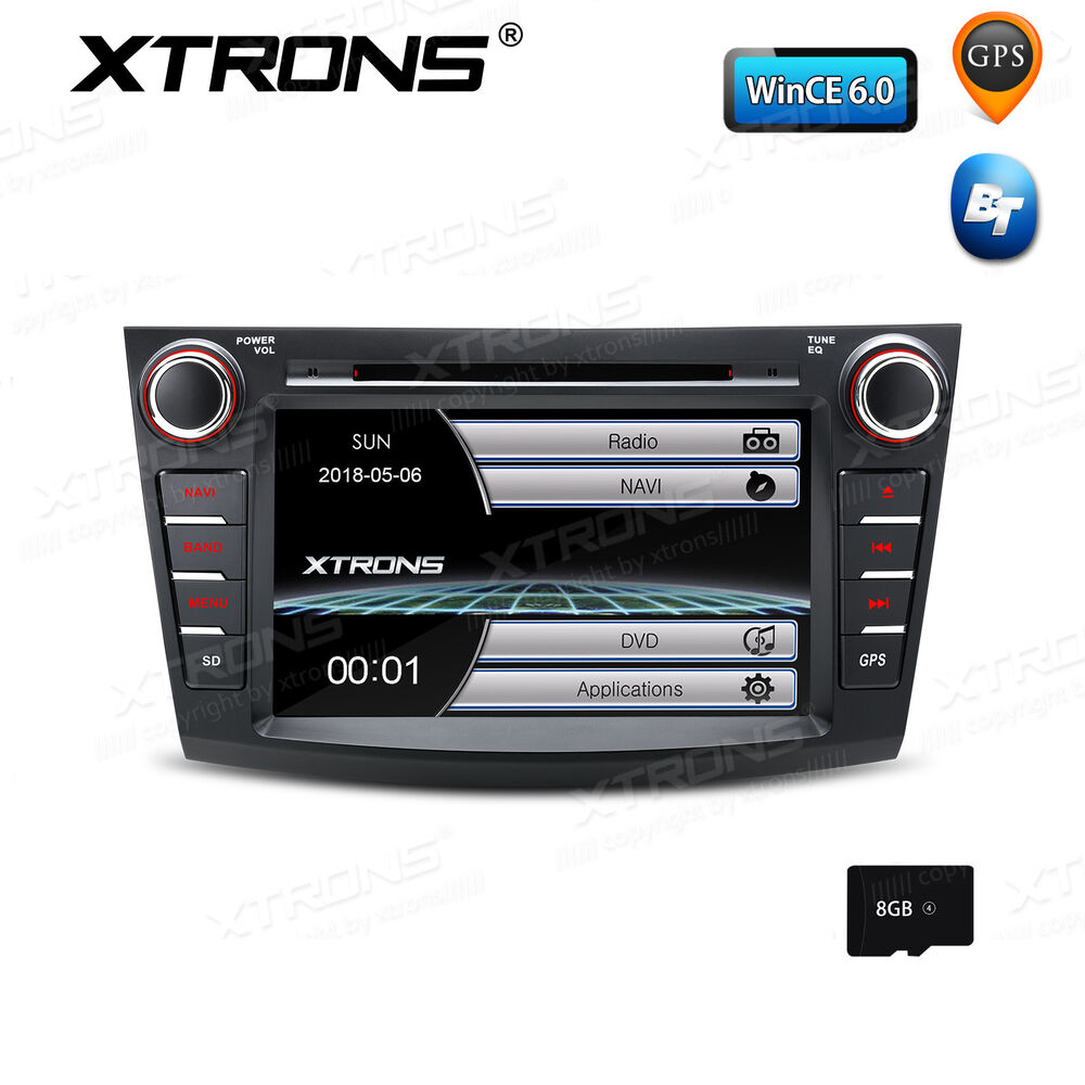 8 touch screen stereo radio car dvd player gps navigation. Black Bedroom Furniture Sets. Home Design Ideas