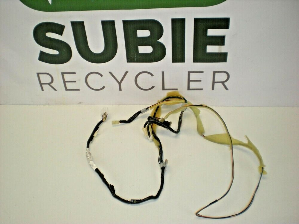 s l1000 2004 08 subaru forester x xt sunroof sun roof wire harness p n  at bayanpartner.co