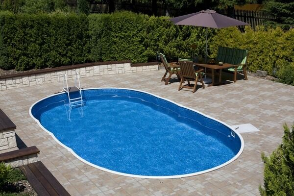 Swimming pool kit full package for the diy person 30ft x - Get a swimming pool full of liquor ...