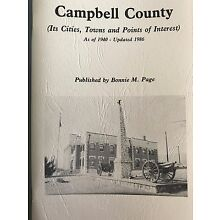 History Of Campbell County Tennessee