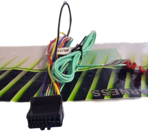 Wire Harness For Pioneer Stereos Radios With Parking Brake Avh P3100dvd Bypass Ships From Usa Ebay