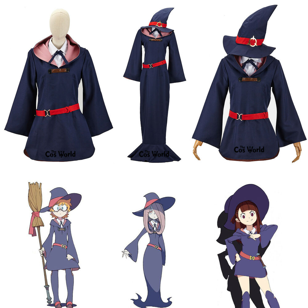 impressive anime girl witch outfit characters