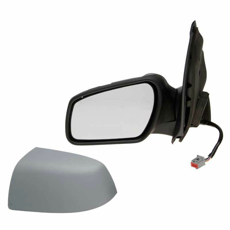 FORD FIESTA 2005-2008 ELECTRIC PRIMED DOOR WING MIRROR  RH RIGHT O//S OFF SIDE