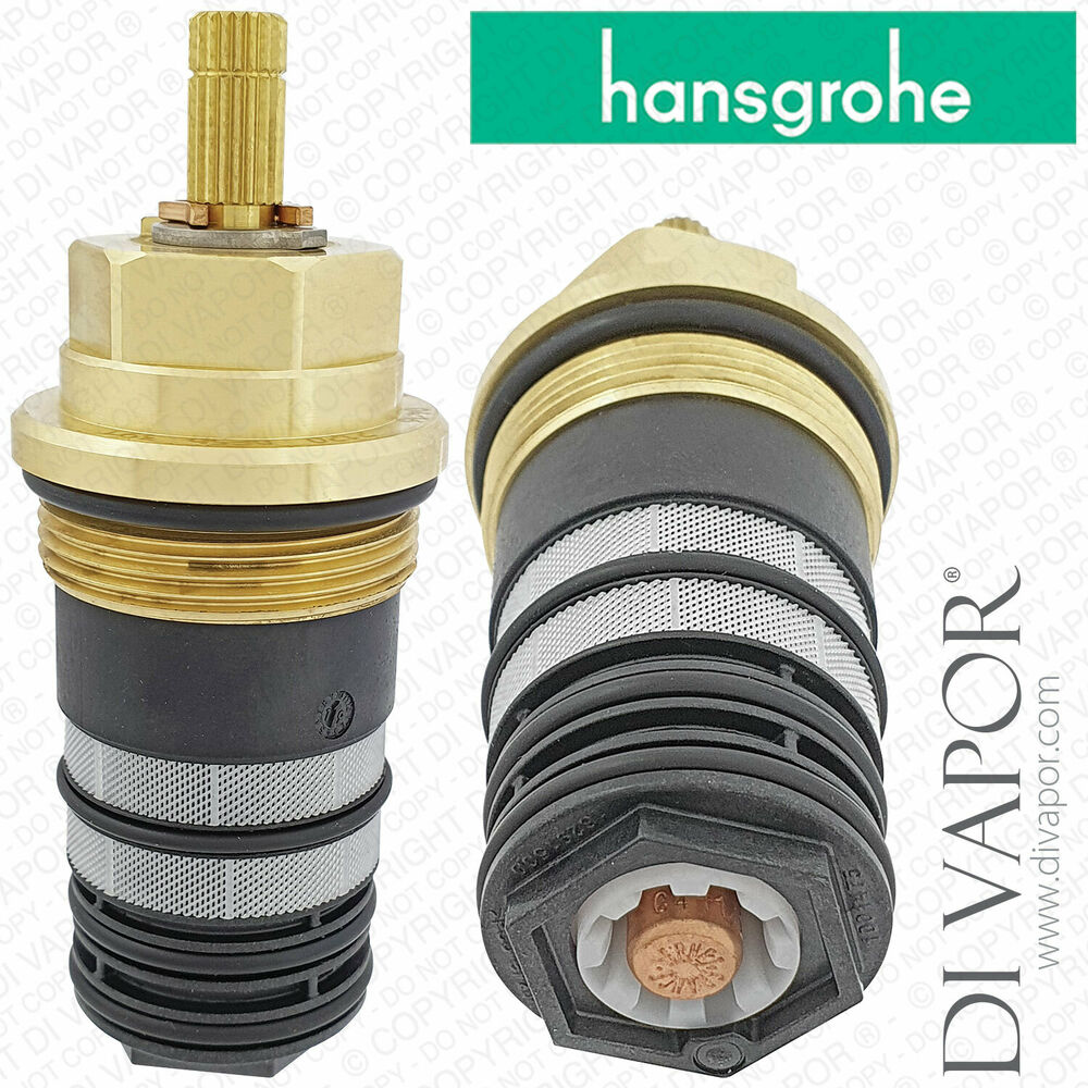 Hansgrohe 94282000 Thermostatic Cartridge for Axor, Pharo and Other ...