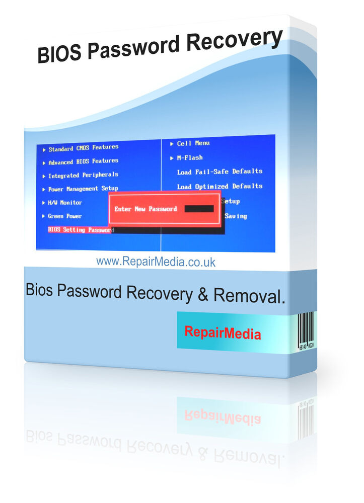 Pc password remover software