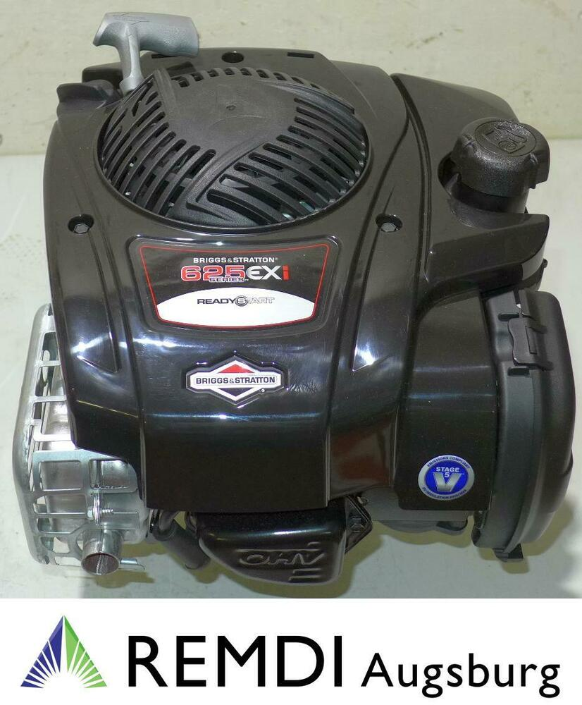 rasenm her motor briggs stratton ca 5 5 hp 625e ohv serie welle 22 2 80 ebay. Black Bedroom Furniture Sets. Home Design Ideas