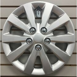 NEW 16'' Silver Hubcap Wheelcover that FITS 2013-2019 NISSAN SENTRA