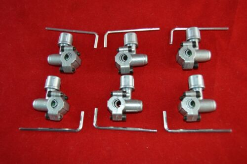 BPV31 Bullet Piercing Valve 3 in 1 Access for Air Conditioners HVAC New 6 Pack