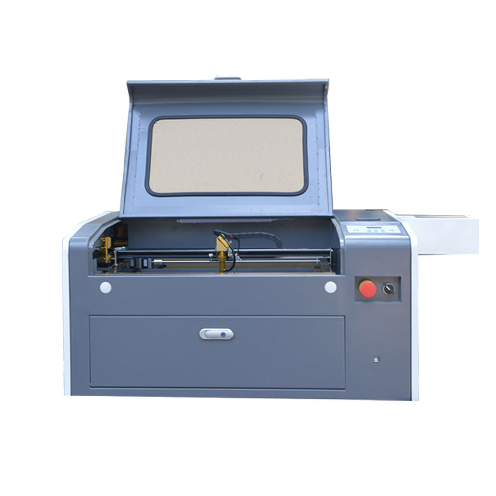 60w mini laser cutter engraver engraving cutting machine usb chiller 500x300mm ebay. Black Bedroom Furniture Sets. Home Design Ideas