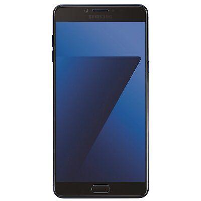Samsung Galaxy C7 Pro | 64gb | 4g Lte | 5.7 Inch | 16 Mp Front/gold| Navy Blue