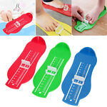 Foot Measuring Length Gauge Shoes Fitting Device Accurate Measure for Child Baby