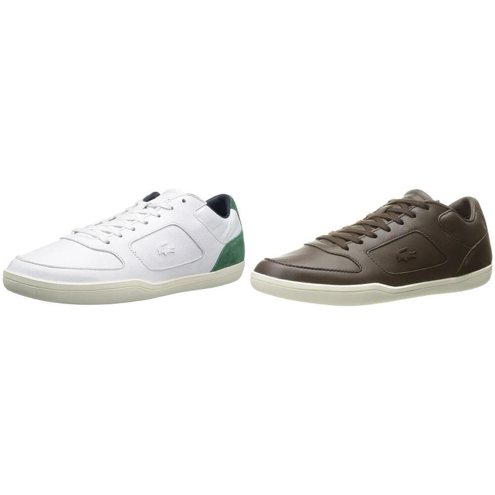 08af05800a4 Details about Lacoste Men Casual Shoes Court Minimal 117 1 Cam Fashion  Sneakers NEW Authentic