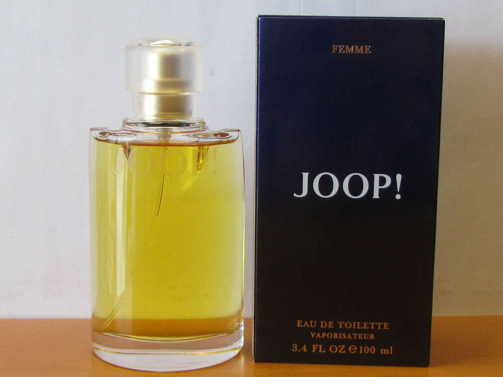 Joop Femme Original Perfume Women 34 Oz Eau De Toilette Spray Nib
