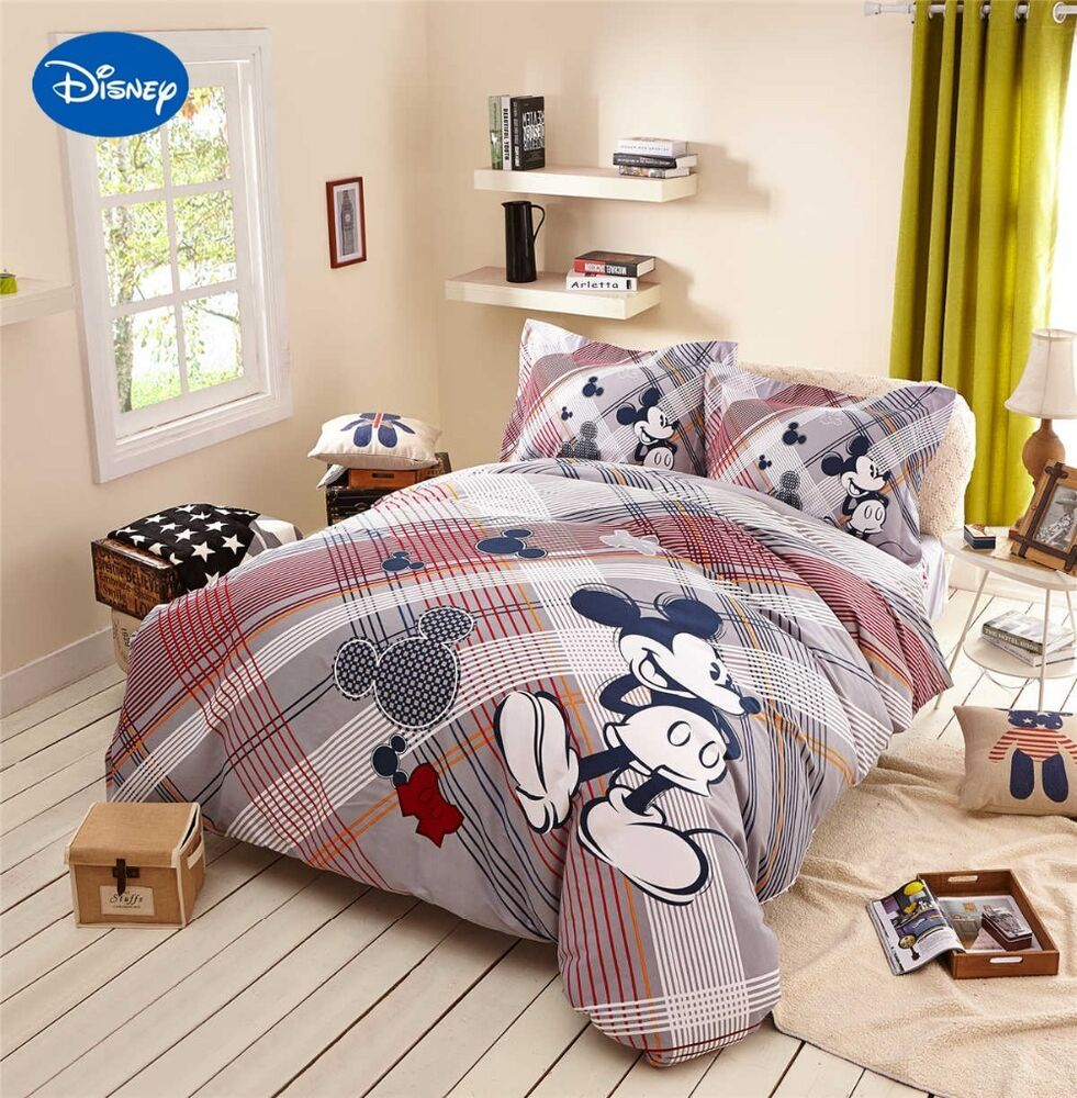NEW Mickey Mouse Comforters Bedding Textile Children's