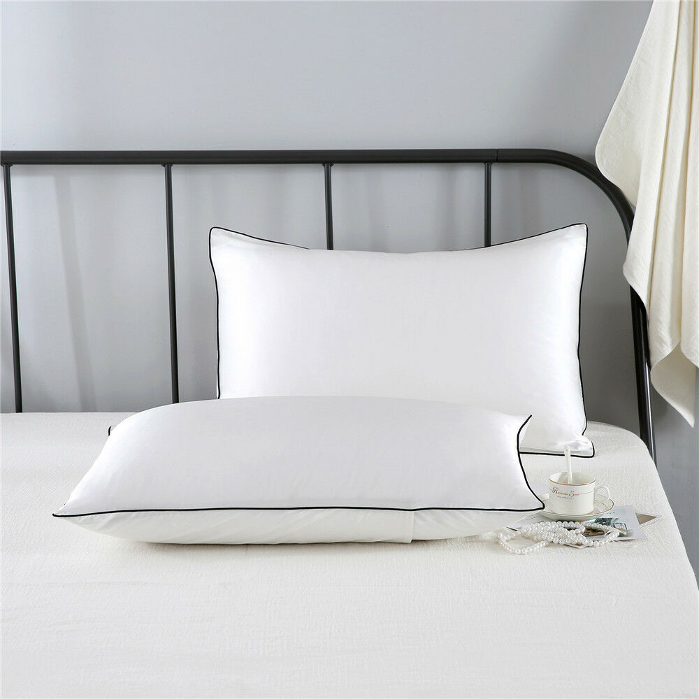 16m M Pure Mulberry Silk Pillowcase Single Side For Hair
