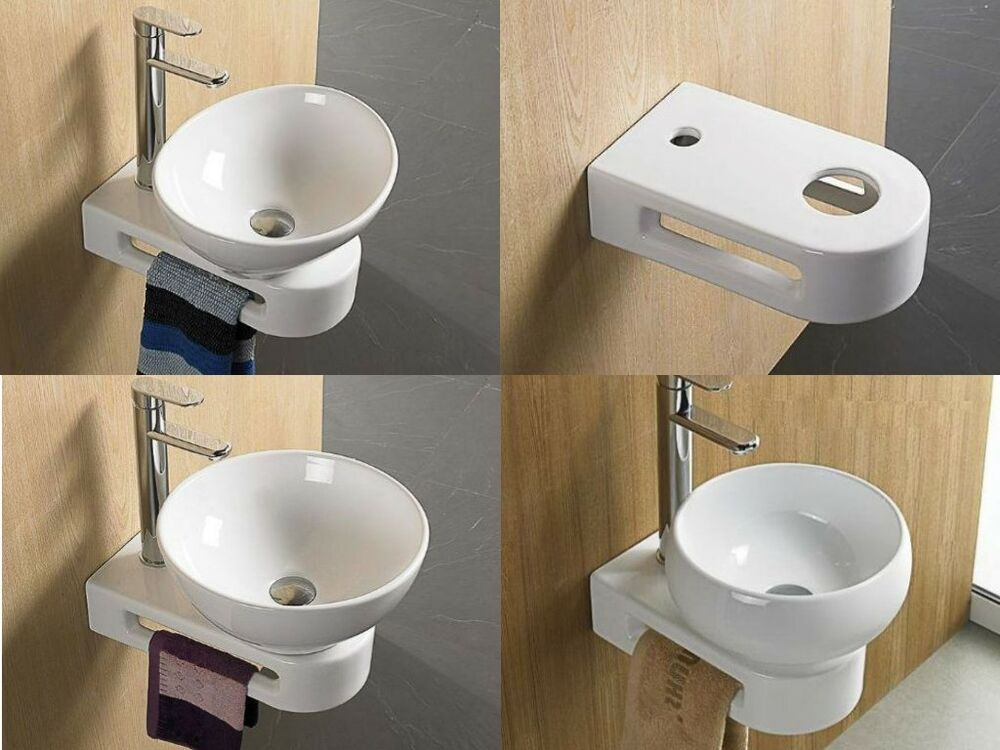 bowl sinks for bathrooms vroma basin sink bathroom countertop cloakroom wall bowl 17495 | s l1000