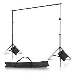 Kyпить New 10Ft 2m Adjustable Background Support Stand Photography Video Backdrop Kit на еВаy.соm