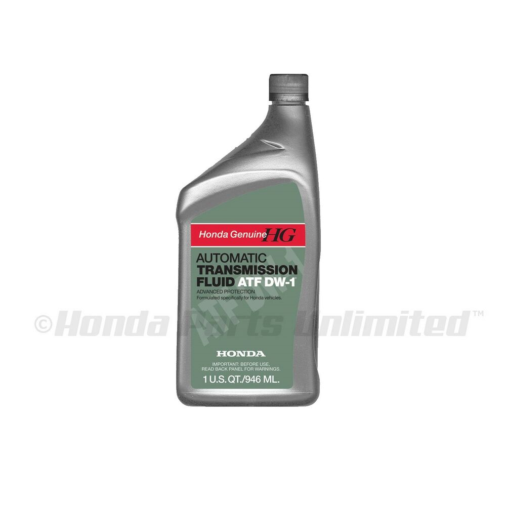 Details About 1 Qt Genuine Honda Dw Atf Z1 08200 9008 Automatic Transmission Fluid